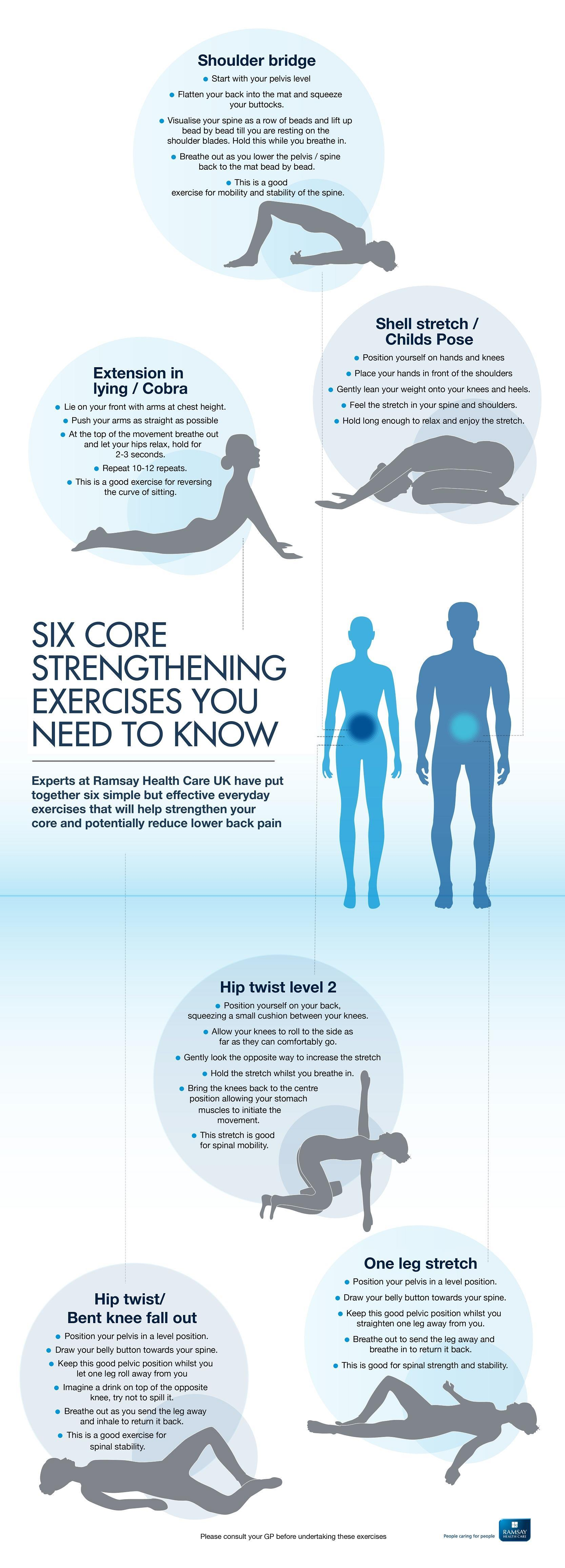 Core Exercises